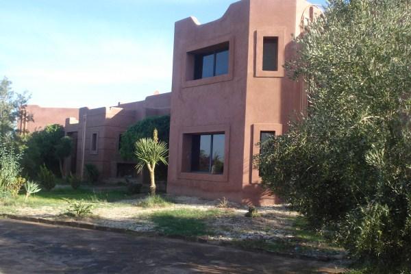 Vam303b Villa D 39 Architecte De Plein Pied Route Amizmiz
