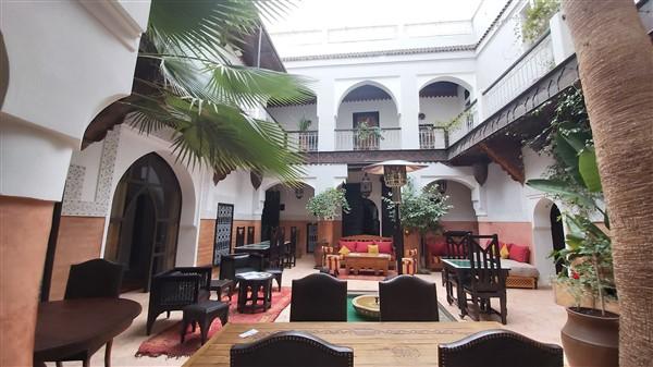 RY2 / RIAD BOUTIQUE HOTEL / 12 CHAMBRES / PRES DES SOUKS / PISCINE EN TERRASSE & BIEN AMORTISSABLE EN 8 ANS !: qualité et goût