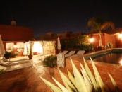 RY804B / AUTHENTIQUE RIAD / 400 M2 AU SOL / 6 CHAMBRES / GRAND PATIO ARBORE / PISCINE TERRASSE & LUXE & PAS CHER ! Marrakech
