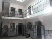 vente RY812CB/ RIAD A RENOVER / TITRE / PLACE DJEMAA EL FNA /POSSIBLE MAISON D'HOTE/ TOP EMPLACEMENT & STRUCTURE ! a vendre Marrakech
