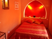 RY865 / LUXUEUX RIAD COSY / 3 CHAMBRES / PRES MUSEE DE LA PHOTOGRAPHIE / DESIGN & MATERIAUX & MOBILIER TOP !   Marrakech